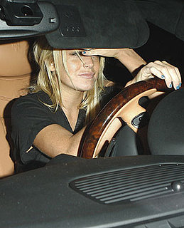 Pictures of Lindsay Lohan Out After Rehab and Jail