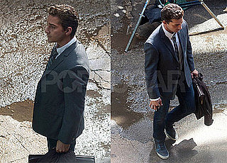 Pictures of Shia LaBeouf on the Set of Transformers 3