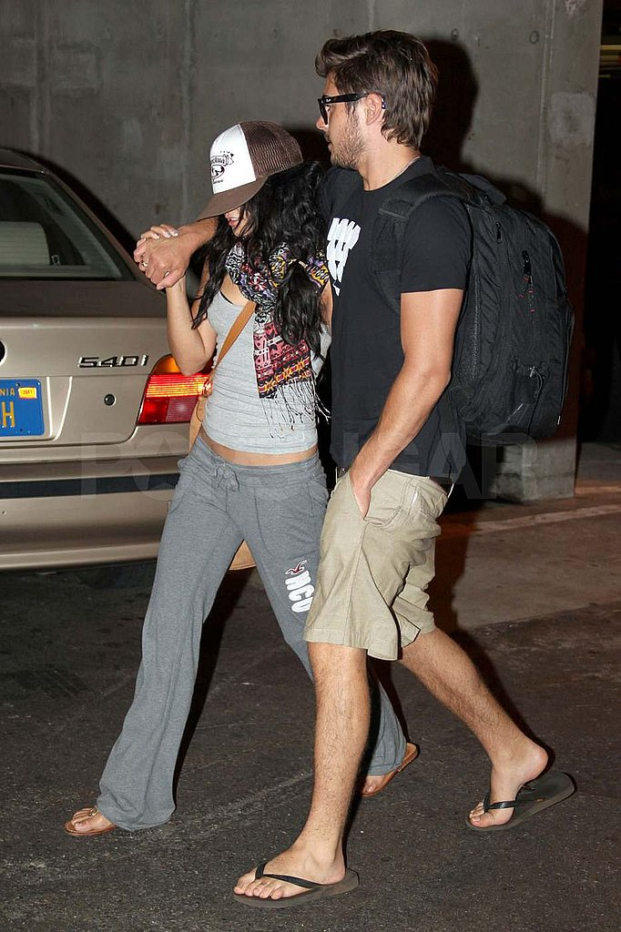 Pictures of Zac Efron and Vanessa Hudgens