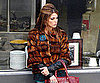 Slide Picture of Ashley Greene on the Set of LOL in Detroit