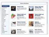 Pandora Adds Genre-Based Stations