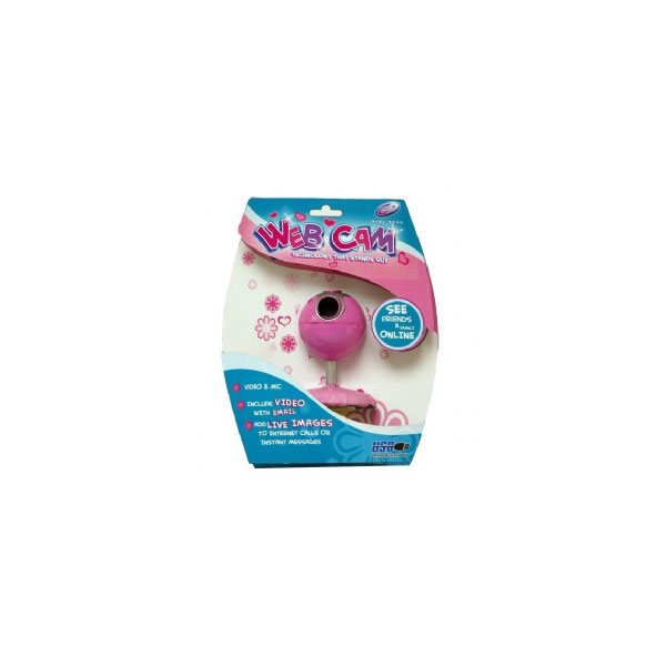 Girl Gear VGA Webcam ($8)
