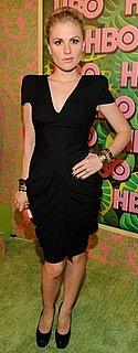 Anna Paquin at the 2010 Emmys Afterparty