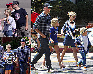 Pictures of Reese Witherspoon and Jim Toth in Malibu With Deacon Phillippe