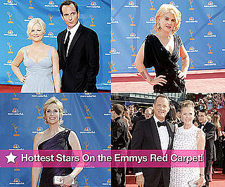 Pictures of Celebs Going Glam on the Emmy Red Carpet