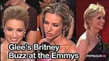 Video of Glee Stars at the Emmys Talking About Britney Spears