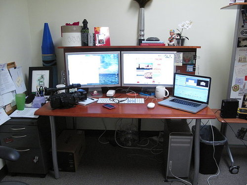 My Space (not the website)