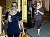 Pictures of Lauren Conrad Leaving the Gym With Her Chanel Bag in LA
