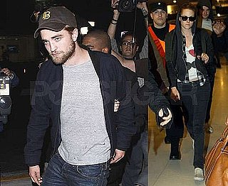 Pictures of Robert Pattinson at Emmys Afterparty and Kristen Stewart in Argentina