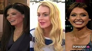 Video of Sandra Bullock on The Today Show, Lindsay Lohan Photo Shoot, Demi Moore Dancing With Snoop Dogg
