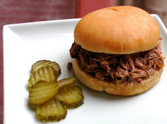 Blackberry Pulled Pork