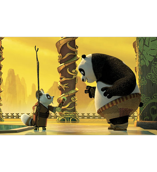 Kung Fu Panda – The Series