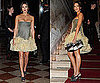 Photos of Jessica Alba in Valentino Couture at Uomo Vogue Party in Venice