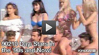 Video of the Original Beverly Hills, 90210 Cast in the '90s and Now