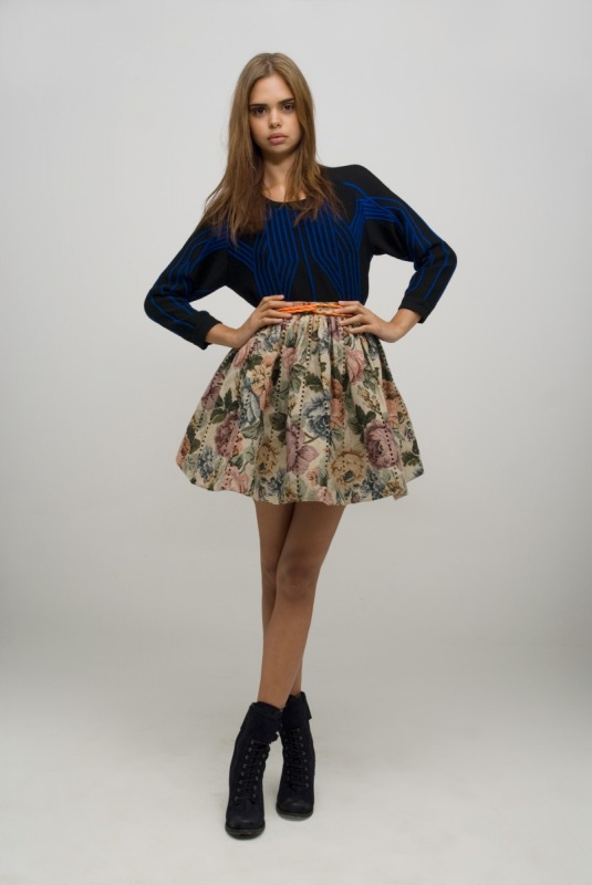 Topshop Emerge Adds a Dose of Eclectic, International Design For A/W '10