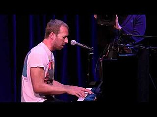 Listen to Chris Martin Play Brand New Coldplay Song Wedding Bells on Piano