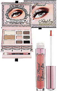 Enter to Win Too Faced Naked Eye Soft & Sexy Eye Shadow Collection and Glamour Glosses 2010-09-09 23:30:00