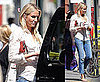 Pictures of Cameron Diaz Going on a Soup Run in NYC
