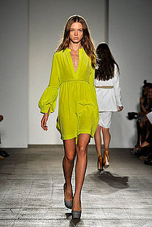 Spring 2011 New York Fashion Week: Elise Overland