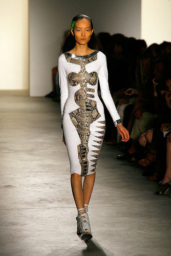 Spring 2011 New York Fashion Week: Altuzarra