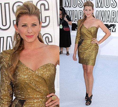 Lo Bosworth Wears Gabriela Cadena at 2010 MTV VMAs