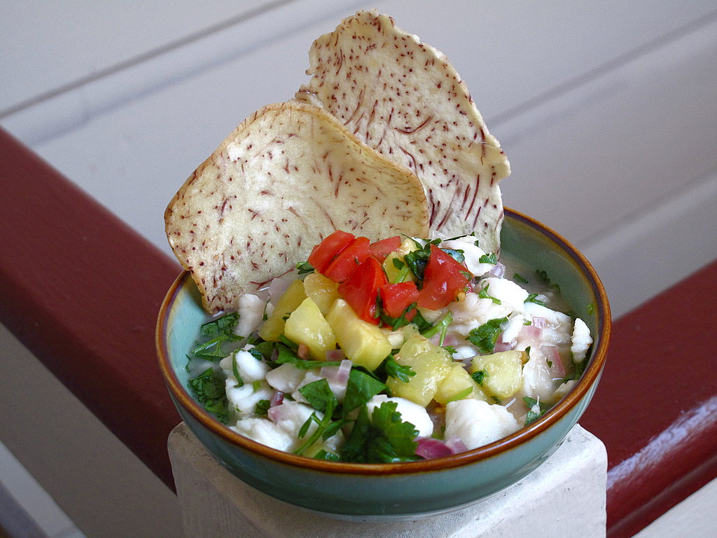 Photo Gallery: Hawaiian Ceviche