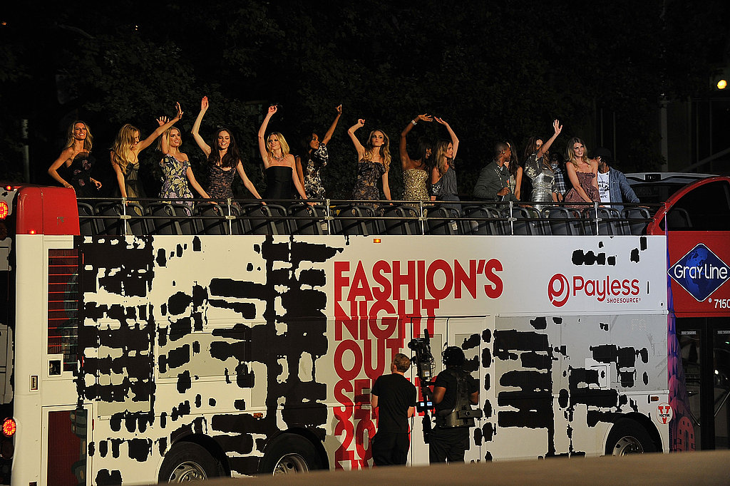 Pictures From Fashion's Night Out