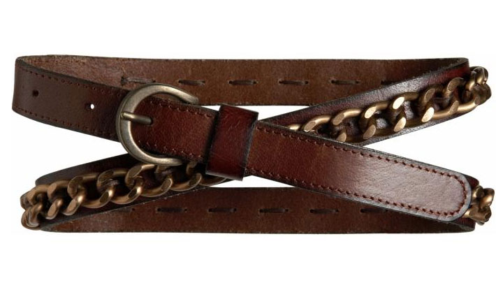 Banana Republic Chainlink Belt ($50)