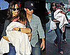 Pictures of Katie Holmes and Tom Cruise with Suri