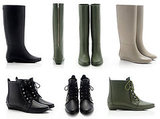 Loeffler Randall Introduces Rain Boots — and Rain Booties