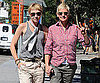 Slide Picture of Ellen DeGeneres and Portia de Rossi Together in NYC