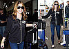 Pictures of Ashley Greene at LAX
