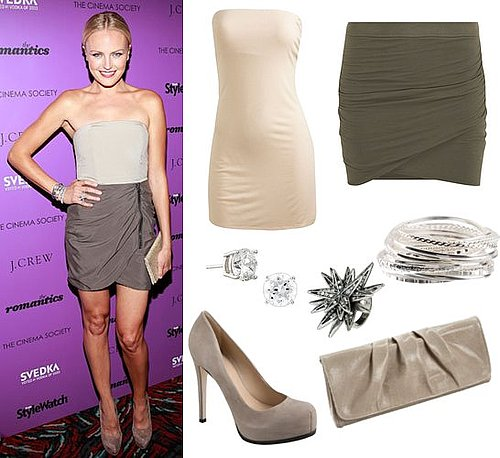 Pictures of Malin Akerman in Alice + Olivia