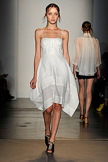 Spring 2011 New York Fashion Week: Rachel Comey