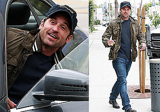 Pictures of Patrick Dempsey Cruising Around LA