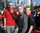 Green Day brought their punk style to the red carpet in 1998.