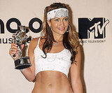 """Jennifer Lopez won Best Dance Video for """"Waiting For Tonight"""" in 2000."""