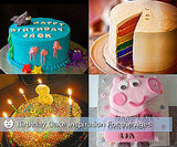 Kid Birthday Cake Pictures and Inspiration