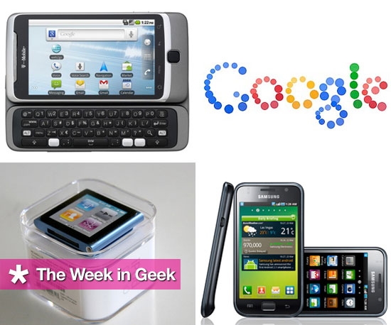 Top News and Stories This Week on GeekSugar 2010-09-11 04:00:02