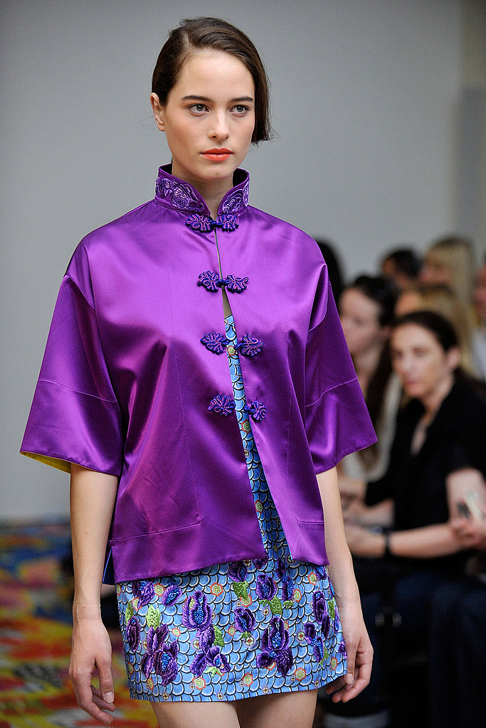 Spring 2011 New York Fashion Week: Philosophy di Alberta Ferretti