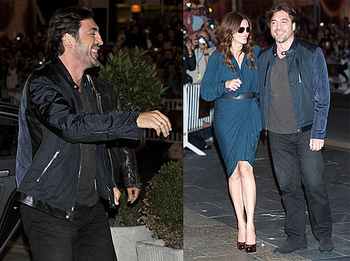 Pictures of Julia Roberts and Javier Bardem Promoting Eat Pray Love 2010-09-20 06:00:00