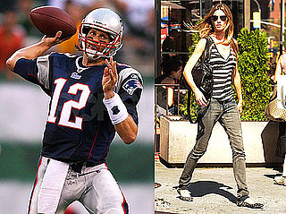 Pictures of Gisele Bundchen in NYC as Tom Brady Plays With the Patriots