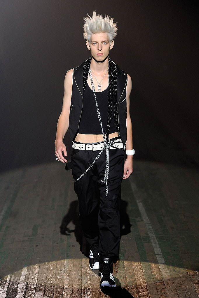 2011 Spring New York Fashion Week: Y-3