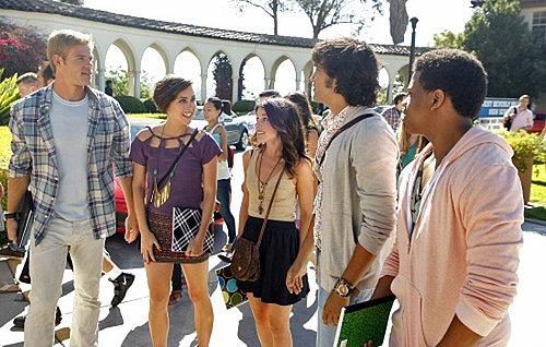 "Recap of 90210 Season Premiere ""Senior Year, Baby"""
