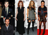 Beyonce, Jennifer Lopez, Ashley Greene at Spring New York Fashion Week