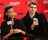 Slide Picture of Thandie Newton and Hayden Christensen in Toronto