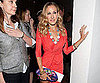 Slide Picture of Sarah Jessica Parker at Halston Show in New York