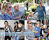 Pictures of Britney Spears, Jennifer Garner, Gwen Stefani, Ashlee Simpson, and More