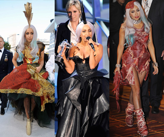 2010 MTV Video Music Awards: Lady Gaga
