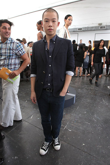 2011 Spring New York Fashion Week: TSE and Jason Wu for TSE